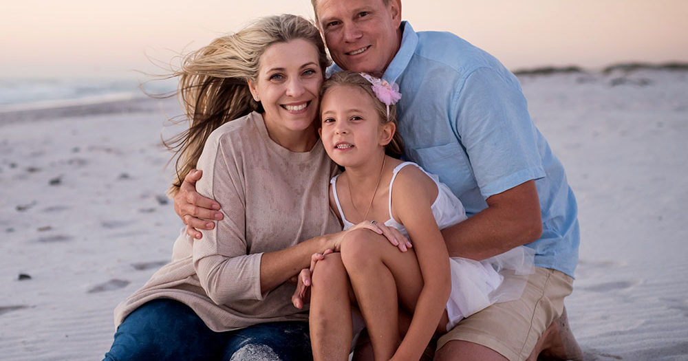 Blouberg Beach | Coutts Family