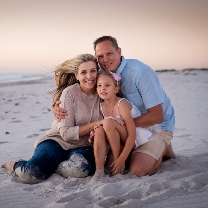 Blouberg Beach   Coutts Family