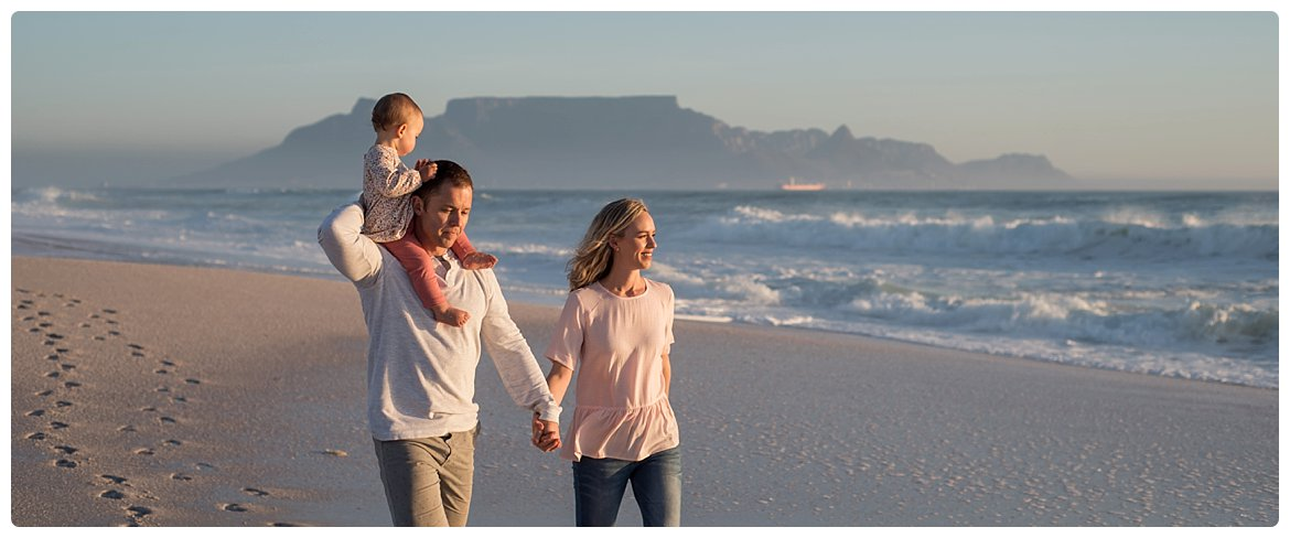 family photographer session on blouberg beach by joanne markland photography