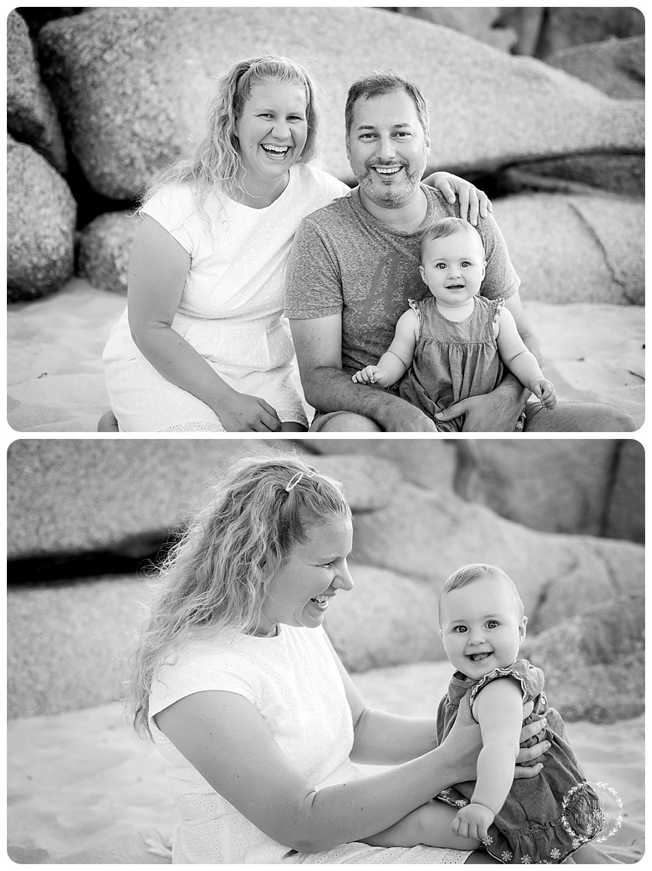 Cape Town family portraits, beach family portraits, cape town family photographer, family photographer cape town, llandudno beach, sunset family portraits, joanne markland photograph