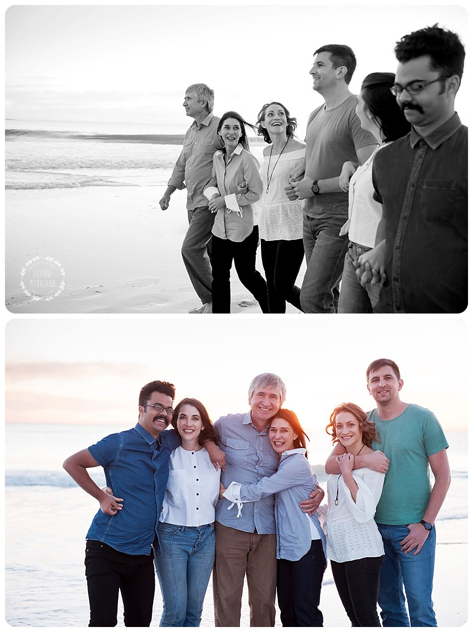 beach photo shoot, family portraits, cape town family photographer, joanne markland photography, family photo shoot, beach portraits