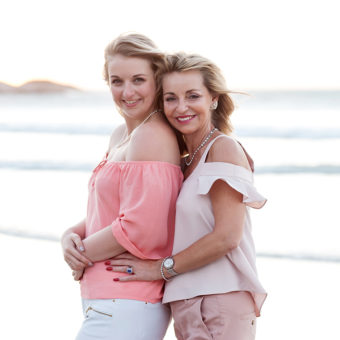 Llandudno Beach | Mary & Mary-Anne