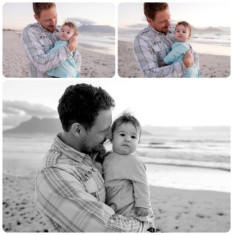 family photography blouberg beach in cape town