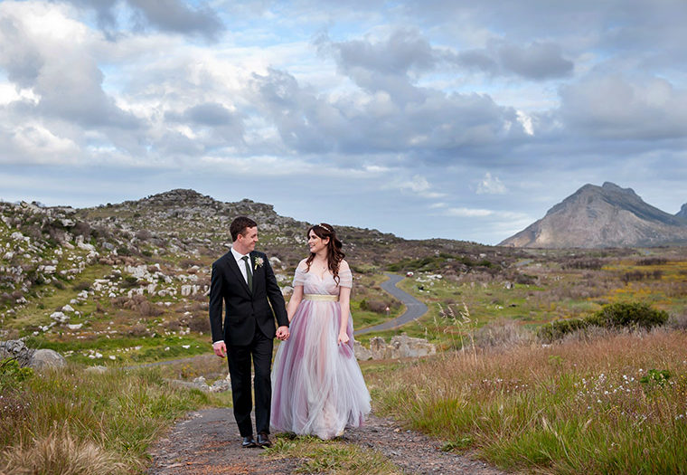 Blue Horizon Estate | Ben & Siobhan