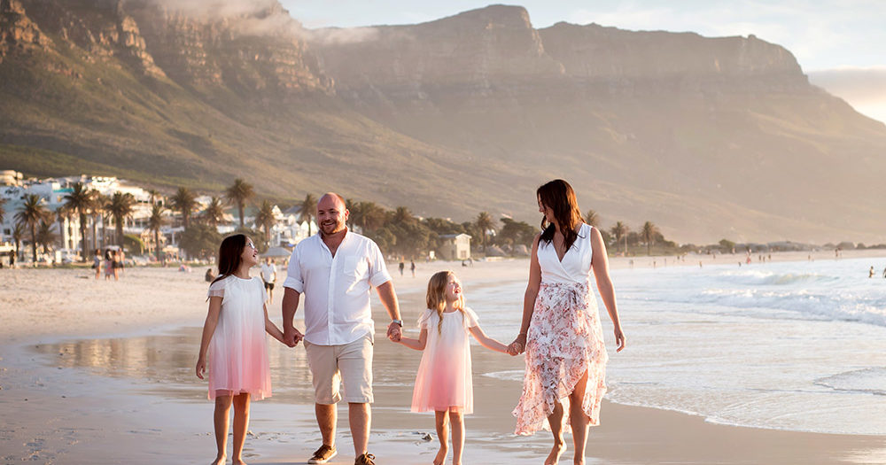 Camps Bay | Da Silva Family