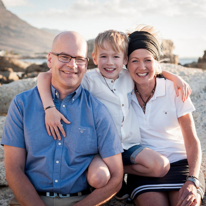 Camps Bay Beach | Larsson Family
