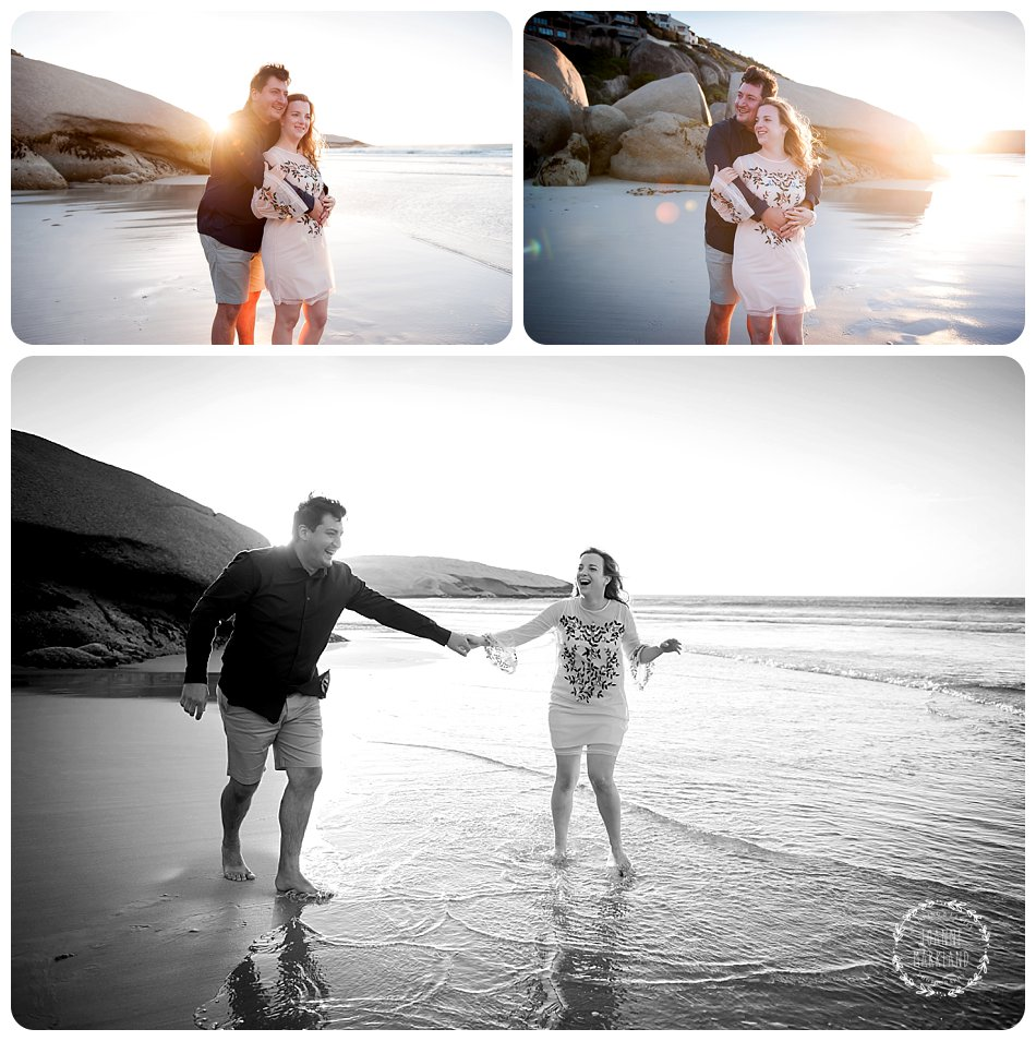 cape town, cape town couple portraits, beach portraits, joanne Markland photography, couple photography, south africa photography