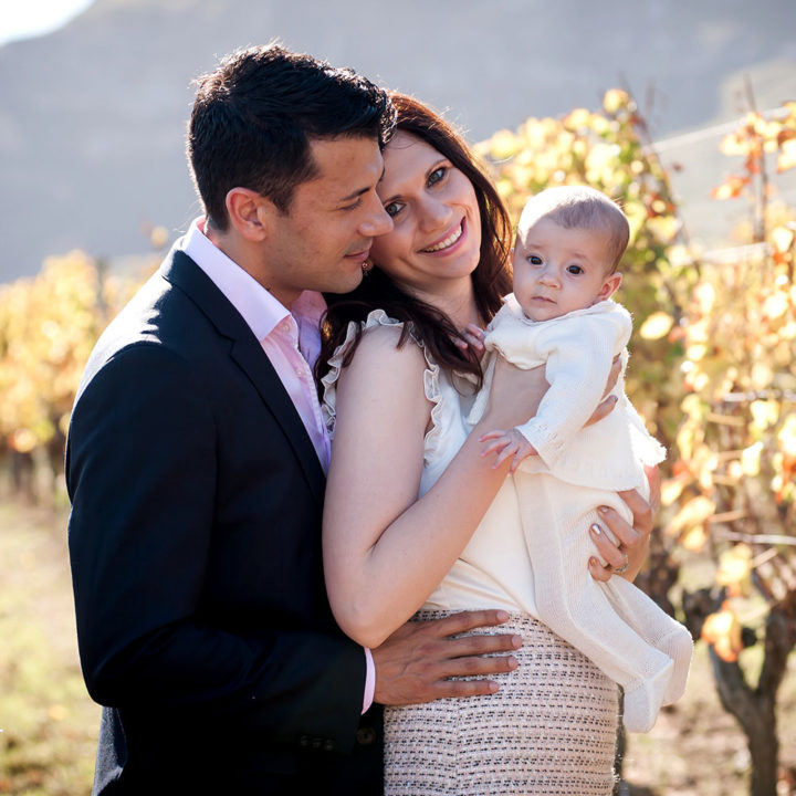 Cape Point Vineyards | Maya's Christening