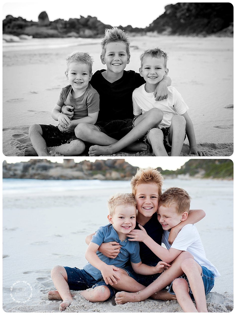 cape town family photographer, family photography, family portraits, family photographer cape town, beach family portraits, Llandudno beach, siblings, joanne markland photography, Top family photographer cape town