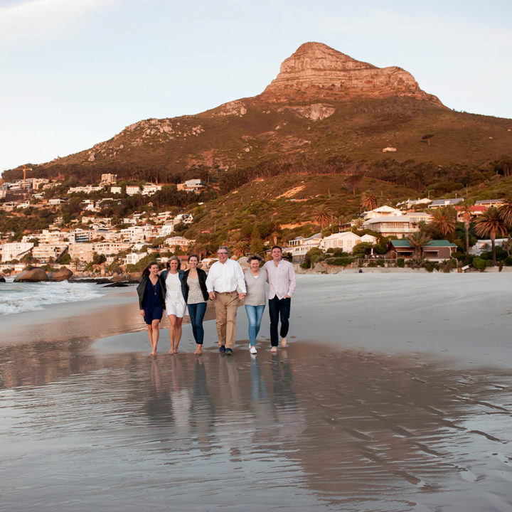 Clifton beach | Reid Family