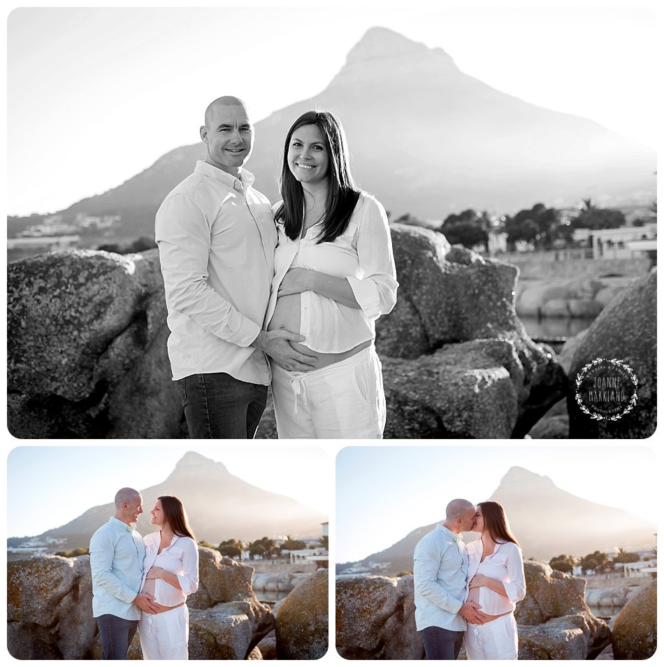 Preggy belly, pregnant mom, pregnant mom portraits, maternity portraits, joanne markland photography, beach family portraits, baby bump, mom to be, cape town family photographer, family photography cape town