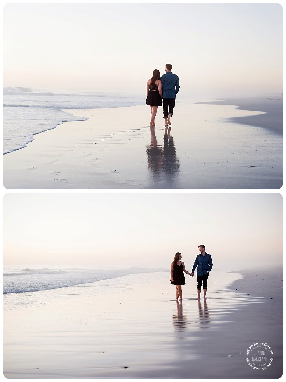 secret proposal photography on blouberg beach table mountain